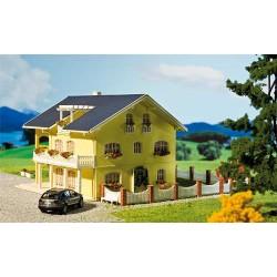 ** Faller 130393 Siena House Kit IV