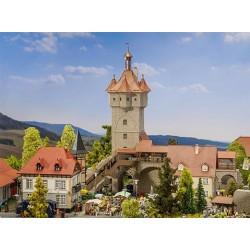 ** Faller 130400 Historic Town Gate Kit I