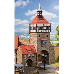** Faller 130406 City Gate with Gatehouse Kit I