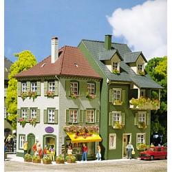 ** Faller 130414 Town Houses (2) Kit II