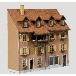 ** Faller 130432 Low Relief Houses (2) Kit II