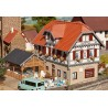 ** Faller 130438 The Sonne Inn with Summerhouse Kit I