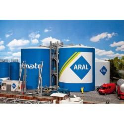 ** Faller 130485 ARAL Large Oil Tanks Kit V