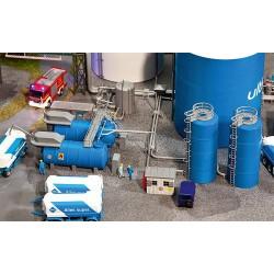 ** Faller 130486 ARAL Small Oil Tanks Kit V