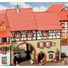 ** Faller 130499 Niederes Tor City House Kit III