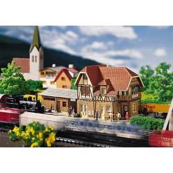 ** Faller 212104 Reichenbach Station Kit II