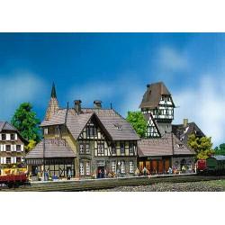 ** Faller 212111 Schwarzburg Station Kit I