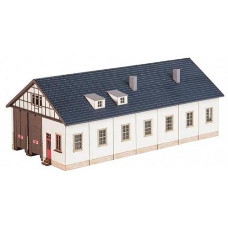 ** Faller 222101 Naumburg Tram Depot Kit III