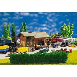 ** Faller 222117 Freight Depot Kit I