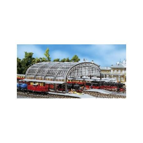 ** Faller 222127 Overall Station Roof Kit I