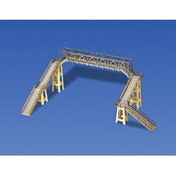 ** Faller 222151 Footbridge (130mm Clearance) Kit III