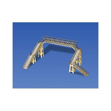 ** Faller 222151 Footbridge (130mm Clearance) Kit III