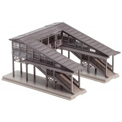 ** Faller 222153 Radolfzell Station Footbridge Kit II