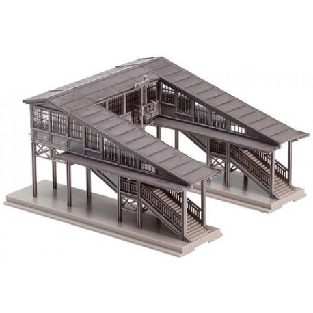 ** Faller 222153 Radolfzell Station Footbridge Kit II