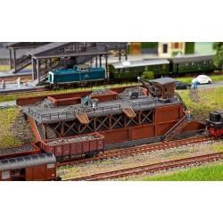 ** Faller 222163 Coal Shute Platform Kit II