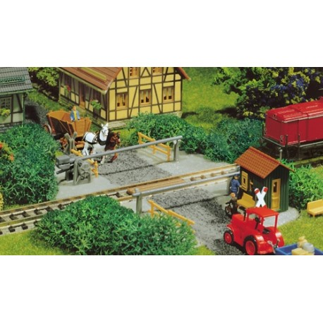 ** Faller 222172 Field Track Crossing Kit I