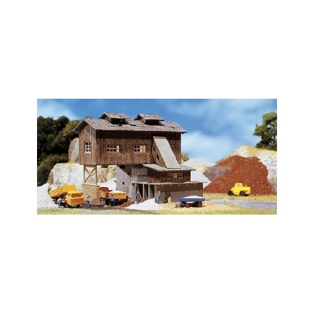 ** Faller 222197 Old Stone Crushing Plant Kit II