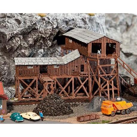 ** Faller 222205 Old Coal Mine Kit II