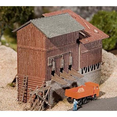 *** Faller 222206 Old Gravel Plant Kit II
