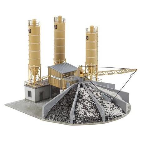 ** Faller 222211 Concrete Mixing Plant Kit III