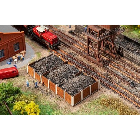** Faller 222213 Large Coaling Bay Kit