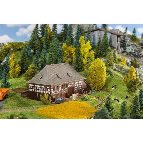 ** Faller 222359  Kurnbach Farmhouse Kit I