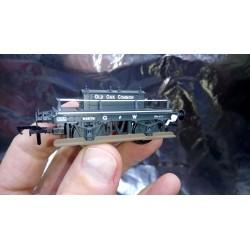 ** Bachmann Branchline 38-677 GWR Shunters Truck GWR Grey Old Oak Common