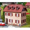 ** Faller 232328 Two Storey Home with Shutters Kit III