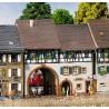 ** Faller 232374 Schwabentor Town House Kit II