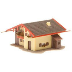 ** Faller 232538 Mountain Chalet Hobby Kit II