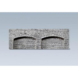 ** Faller 272594 Archway with Closed Wall Arches Decorative Sheet