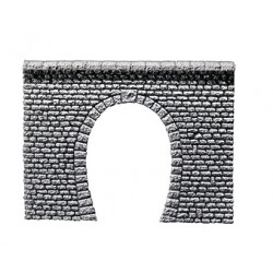 ** Faller 272630 Corbel Stone Single Track Tunnel Portal I