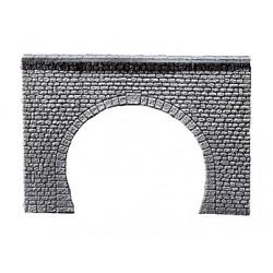 ** Faller 272631 Corbel Stone Double Track Tunnel Portal I