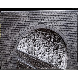 ** Faller 232636 Rock Tunnel Tube Decorative Sheet I