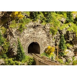 ** Faller 272654 Landwasser Single Track Tunnel Portal Kit I