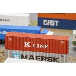 ** Faller 272820 K Line 40' Hi Cube Container V