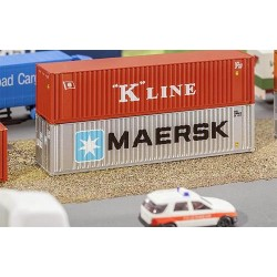 ** Faller 272821 Maersk 40' Hi Cube Container V