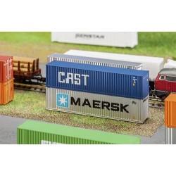 ** Faller 272841 Cast 40' Hi Cube Container V