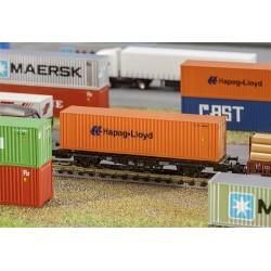 ** Faller 272842 Hapag Lloyd 40' Hi Cube Container V