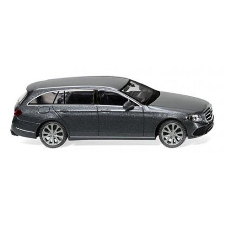 ** Wiking 022709 MB E Class S213 Metallic Grey