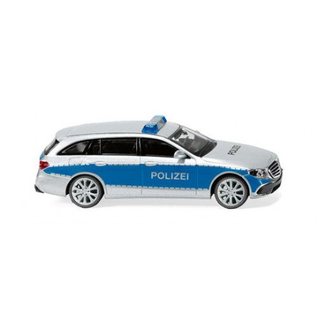 ** Wiking 022710 MB E Class S213 Police
