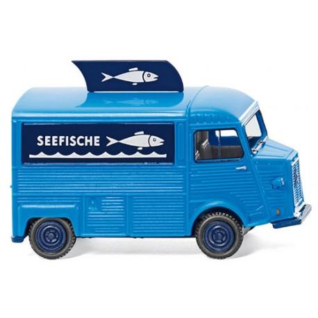 ** Wiking 026205 Citroen HY Van Seefische