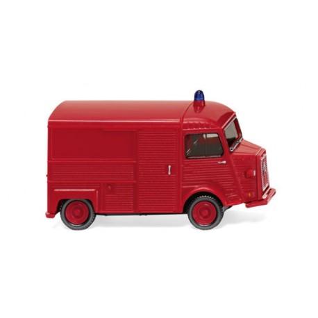 ** Wiking 026206 Citroen HY Box Van Fire Brigade