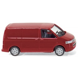 ** Wiking 092701 VW T5 Transporter Red