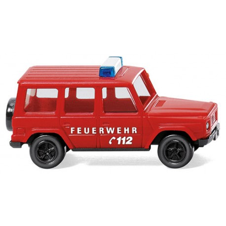 ** Wiking 093404 MB G Fire Service