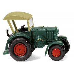 ** Wiking 095138 Lanz Bulldog with Roof Green