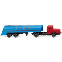 ** Wiking 098242 Bussing 8000 Tanker Truck Fina