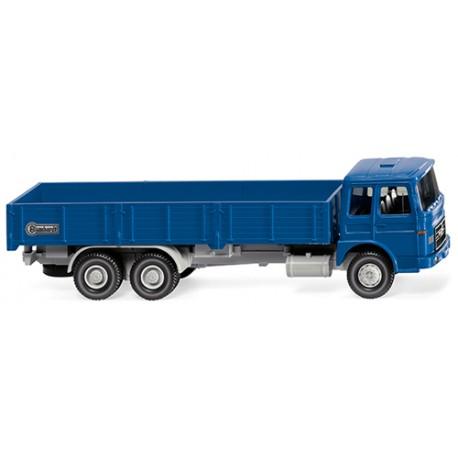 ** Wiking 043305 MAN High Sided Flatbed Truck Blumhardt