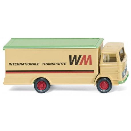 ** Wiking 043601 MB LP 1317 Box Truck