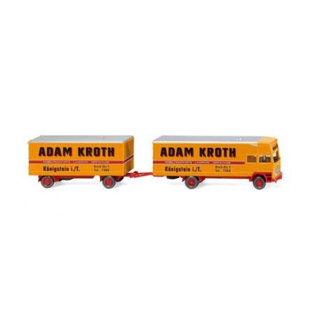 ** Wiking 050048 MB Furniture Box Truck Adam Kroth